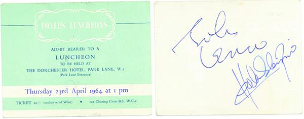 Singer 032417 Card