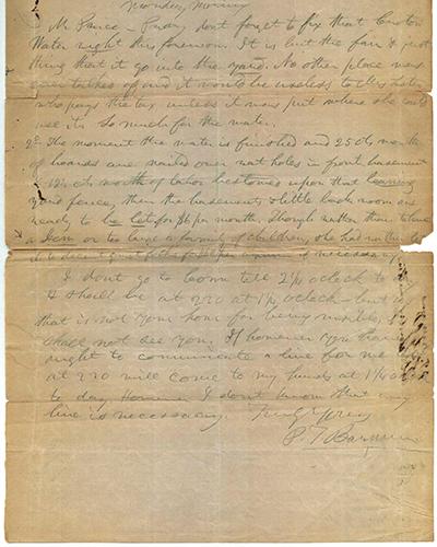 Singer 051917 Letter