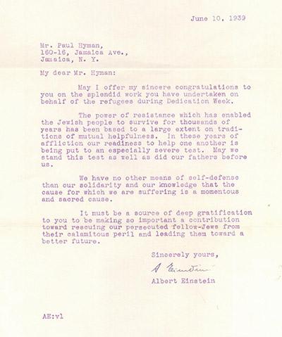 Singer 081817 Letter A