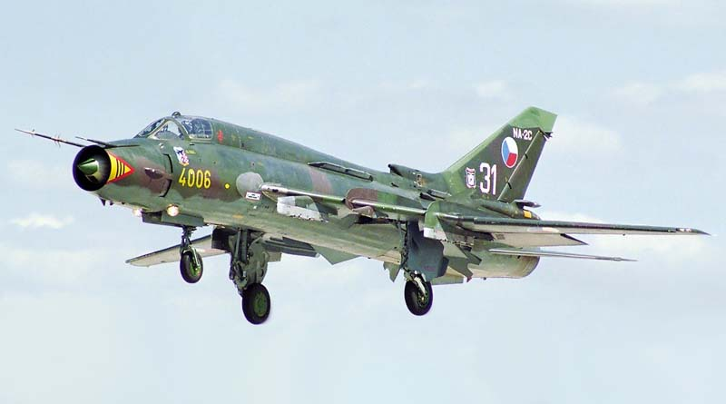 Israel shoots down Syrian fighter jet in Israeli airspace