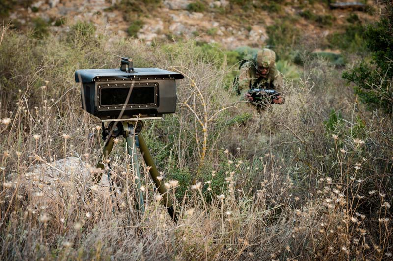 Elbit SupervisIR / Photo credit: Courtesy Elbit Systems