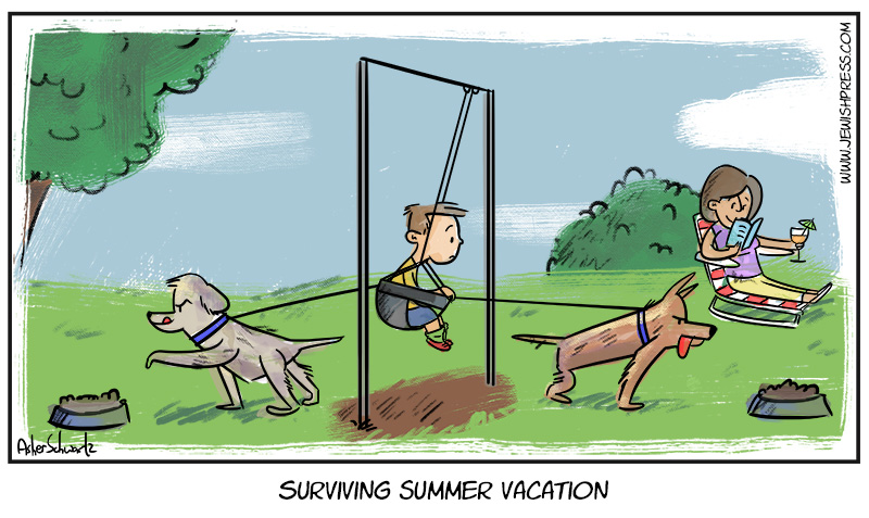 Surviving Summer Vacation 2 Swing