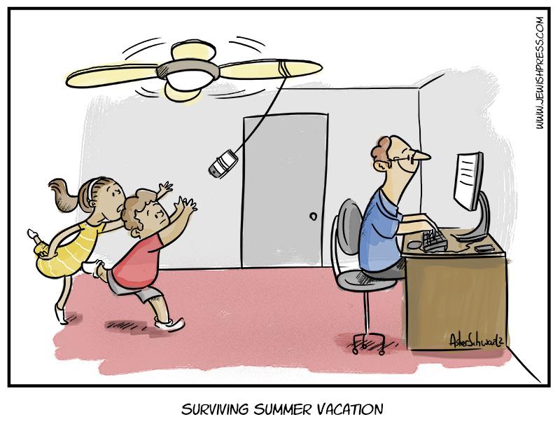 Surviving summer vacation