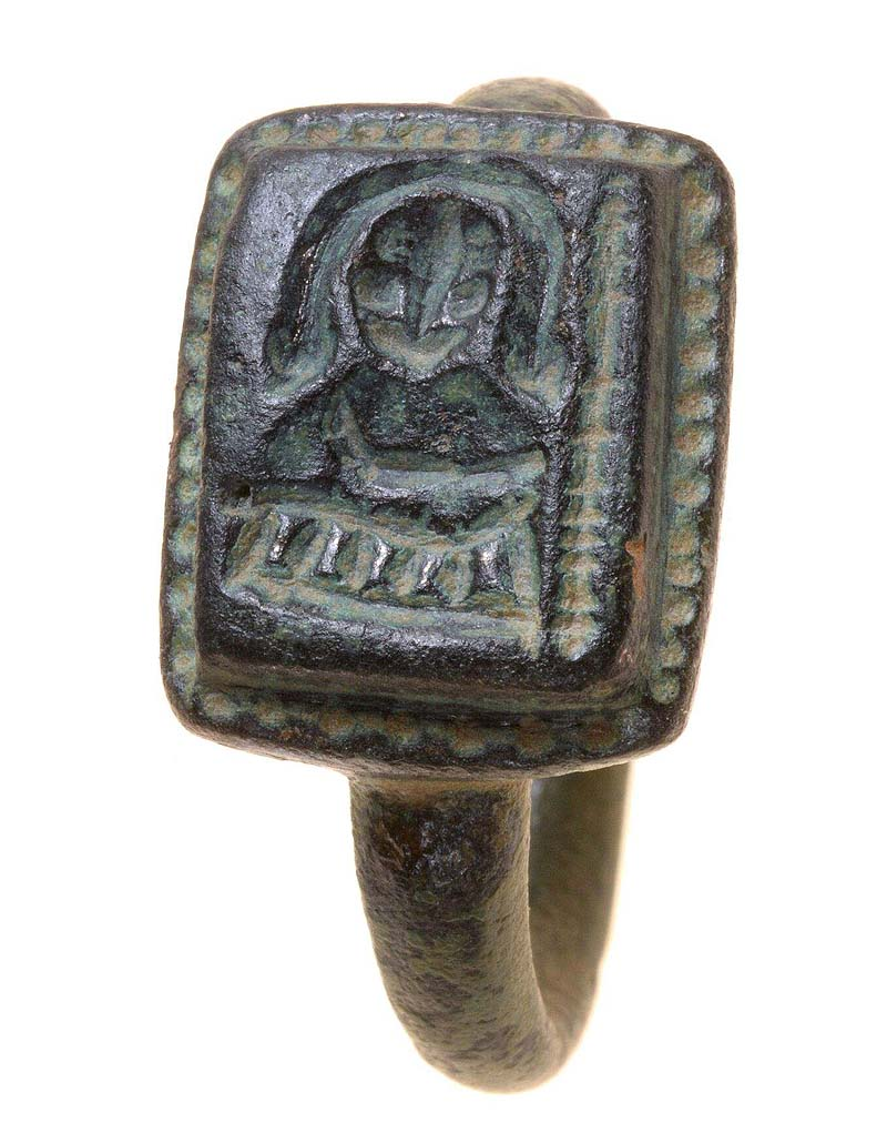 Gardener in Galilee finds 700-year-old St Nicholas ring