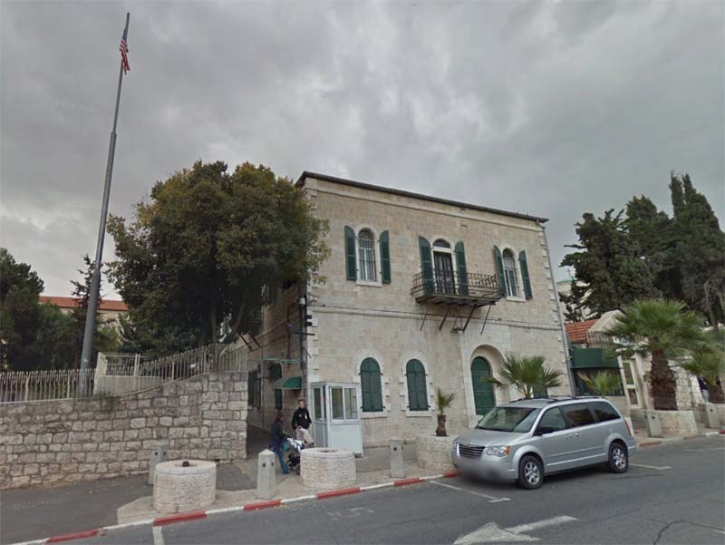 U.S. Closes Jerusalem Consulate, Demoting Palestinian Mission