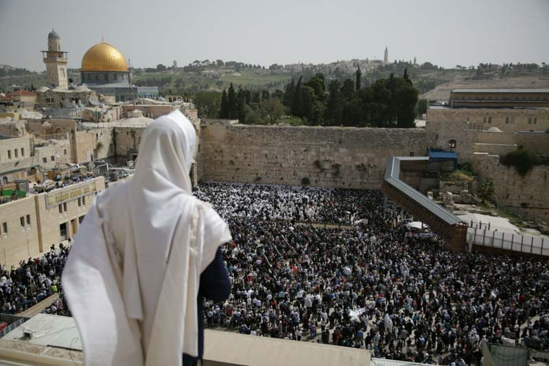'Islamic terror attacking Jerusalem, like major cities around the world'