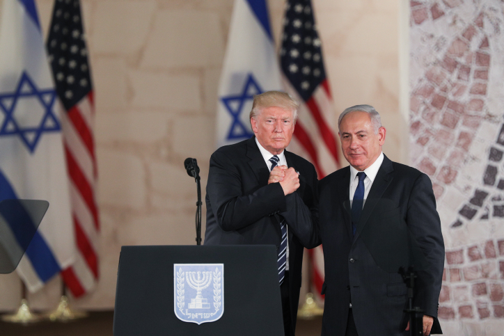 US, Israel sign secret agreement to counter Iranian threat