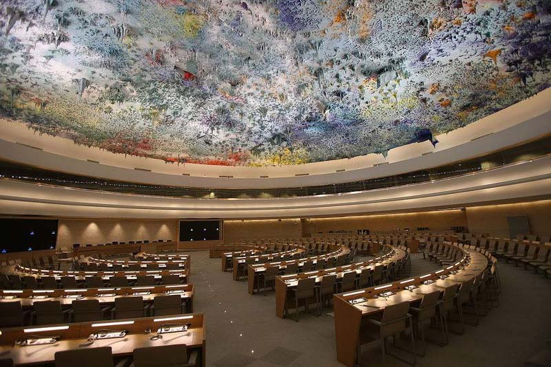 Five Resolutions: UN Human Rights Council Rails Against Israel