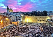 "Israel Uncensored: Arabs Threaten Violence if US to Declare Jerusalem as ""Israel's Capital"""