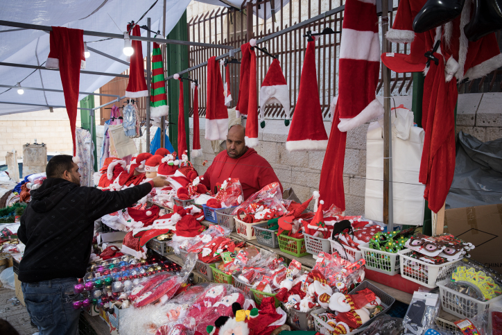 Nazareth cancels Christmas celebrations in support of Jerusalem