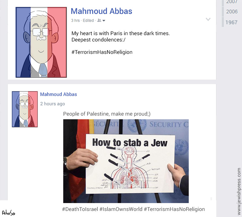 abbas on facebook
