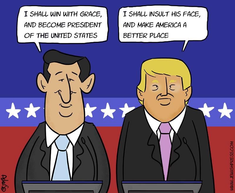america candidate rhymes