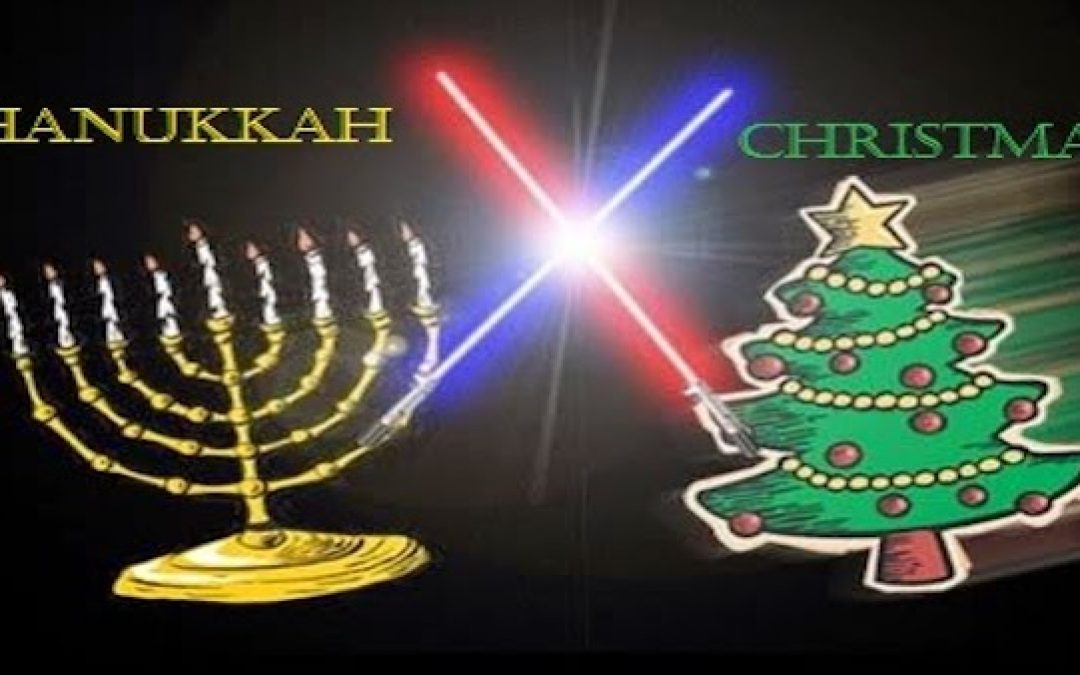 Hannukah Starts Tonight So Here's 18 Differences Between Chanukah &  Christmas | The Jewish Press - JewishPress.com | Jeff Dunetz | 26 Kislev  5779 – December 4, 2018 | JewishPress.com