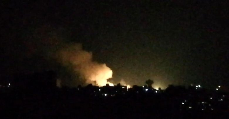 Syria reports Israeli missile strike on Homs