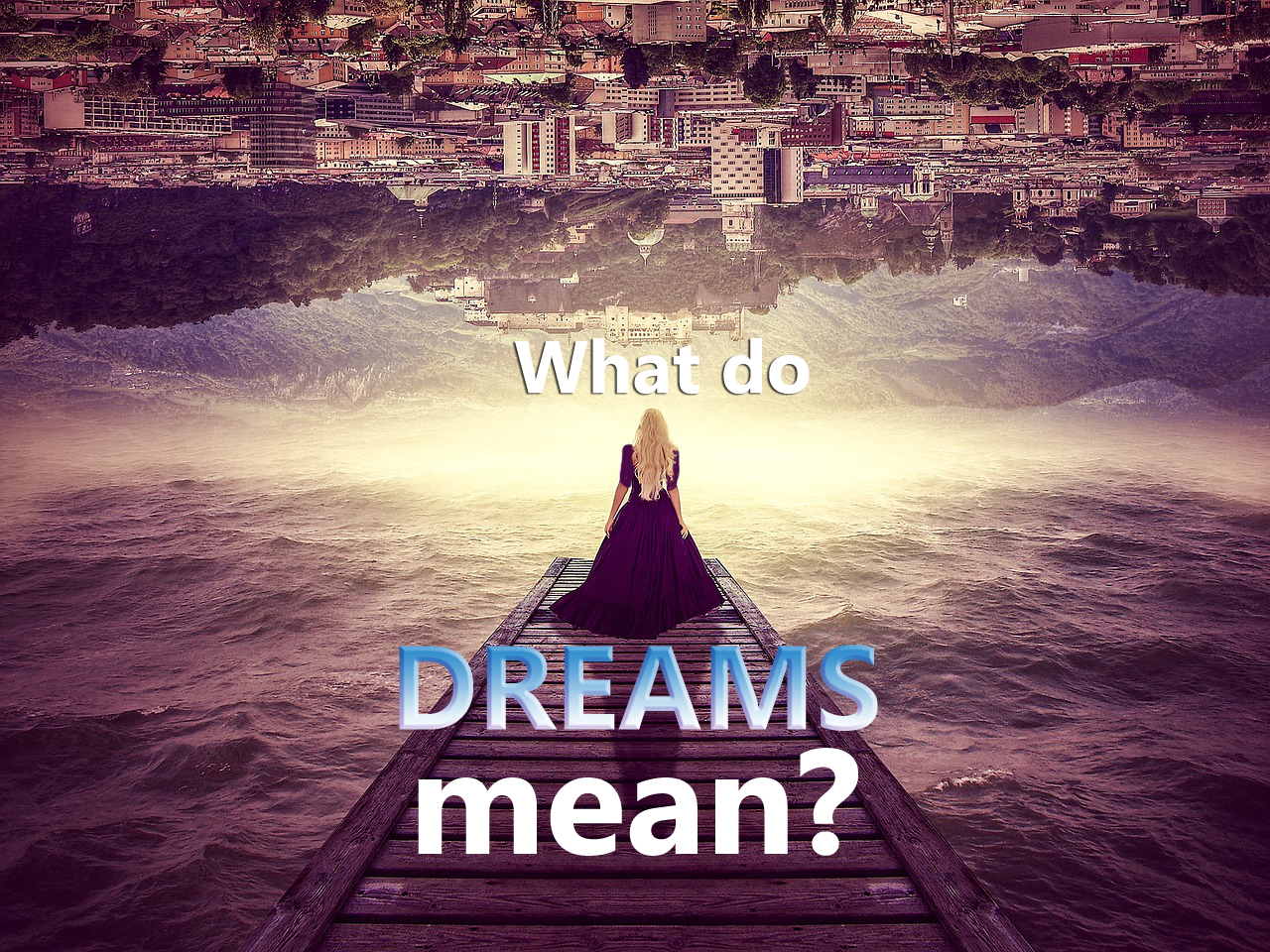 The Tamar Yonah Show Rabbi What Do Dreams Mean And Symbolize