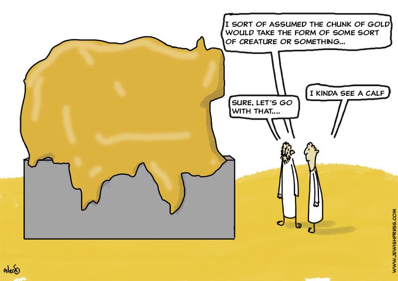 Golden Calf Blob