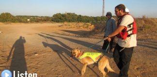 Israel Uncensored: Anti-Terror Dogs Saving Israeli Lives