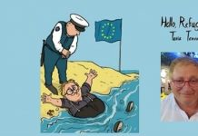 Rejuvenation: Tuvia Tenenbom says 'Hello, Refugees!'