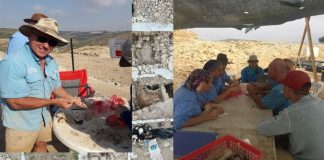 Rejuvenation: 'Show and Tel' at Ancient Shilo