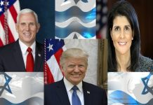 Israel Uncensored: Pence, Trump, and Haley Oh My!