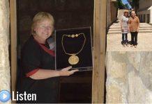 Rejuvenation: The Lady Who Digs Jerusalem