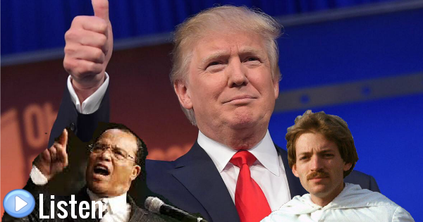 Israel Inspired: What Connects David Duke and Louis Farrakhan's Support for Donald Trump?