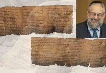 Rejuvenation: Living the Dead Sea Scrolls