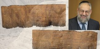 Rejuvenation: Living the Dead Sea Scrolls