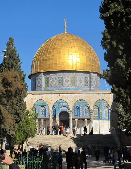 Israel Inspired: The Temple Mount Revolution