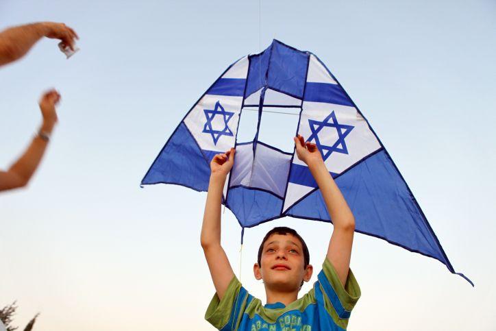Sderot Children to Re-Learn Enjoyment of Happy Kites, Instead of Gaza Terror Kites | The Jewish Press - JewishPress.com | Hana Levi Julian | 28 Sivan 5778 – June 11, 2018 | JewishPress.com