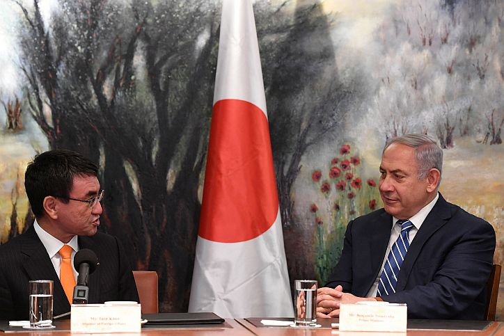 Japan offers continued support for Jordan
