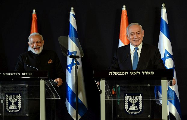 Modi to Hold Mass Rally for Indians in Israel