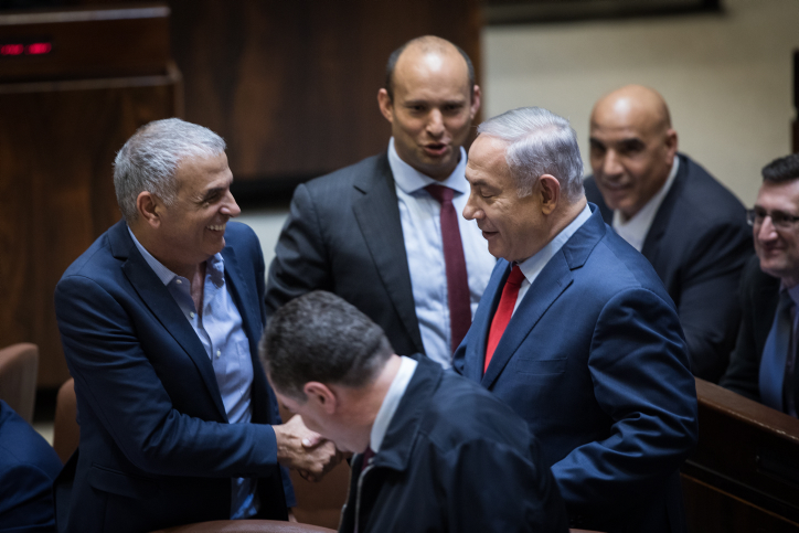 Liberman to Netanyahu: No need to initiate early elections