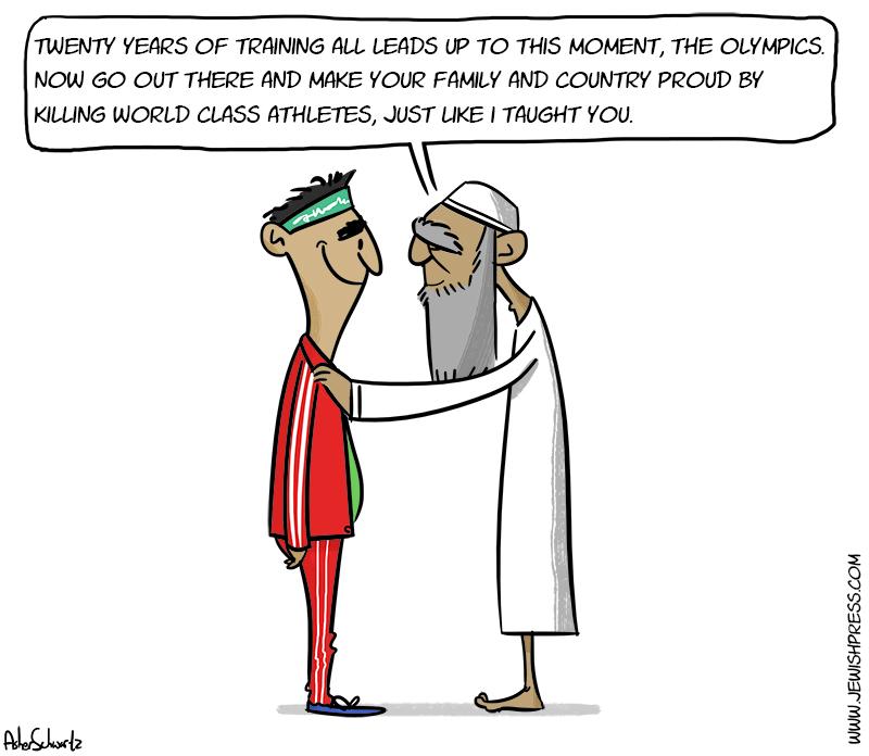 olympic terrorism