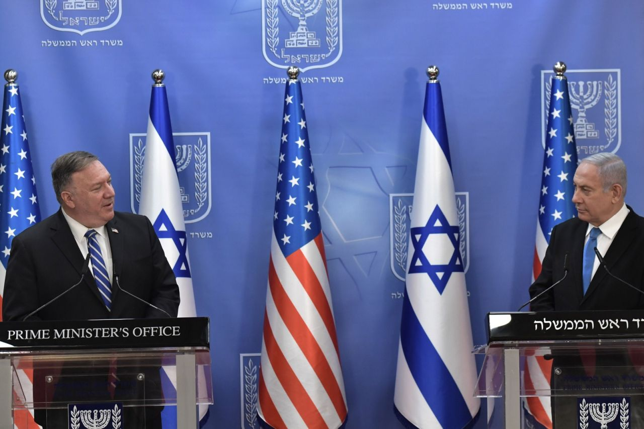 Pompeo urges more Arab states to make peace with Israel