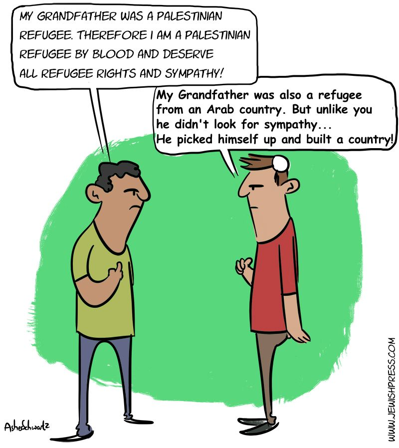 refugee difference