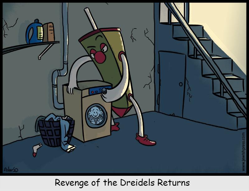 revengedreidel