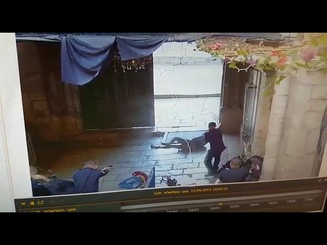 Arab Media Calling to Murder Israeli Officer Who Eliminated Stabbing Terrorist