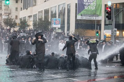 Ultra-Orthodox protest against IDF enlistment renewed