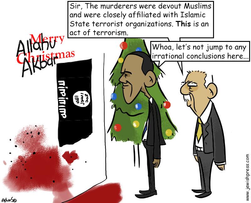 terror and obama