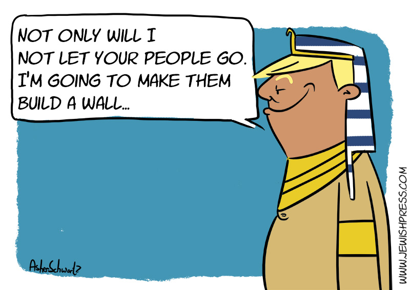 trump exodus wall