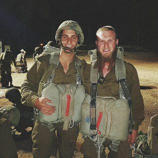 IDF Nahal Haredi soldiers