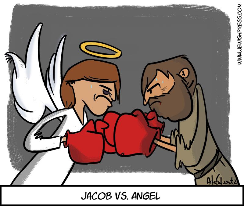 Jacob vs. Angel