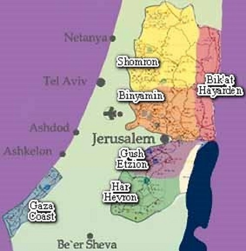 Jerusalem Judea Samaria And The Ends Of The Earth Map.Judea And Samaria World S Abdication To Anti Semitism The Jewish